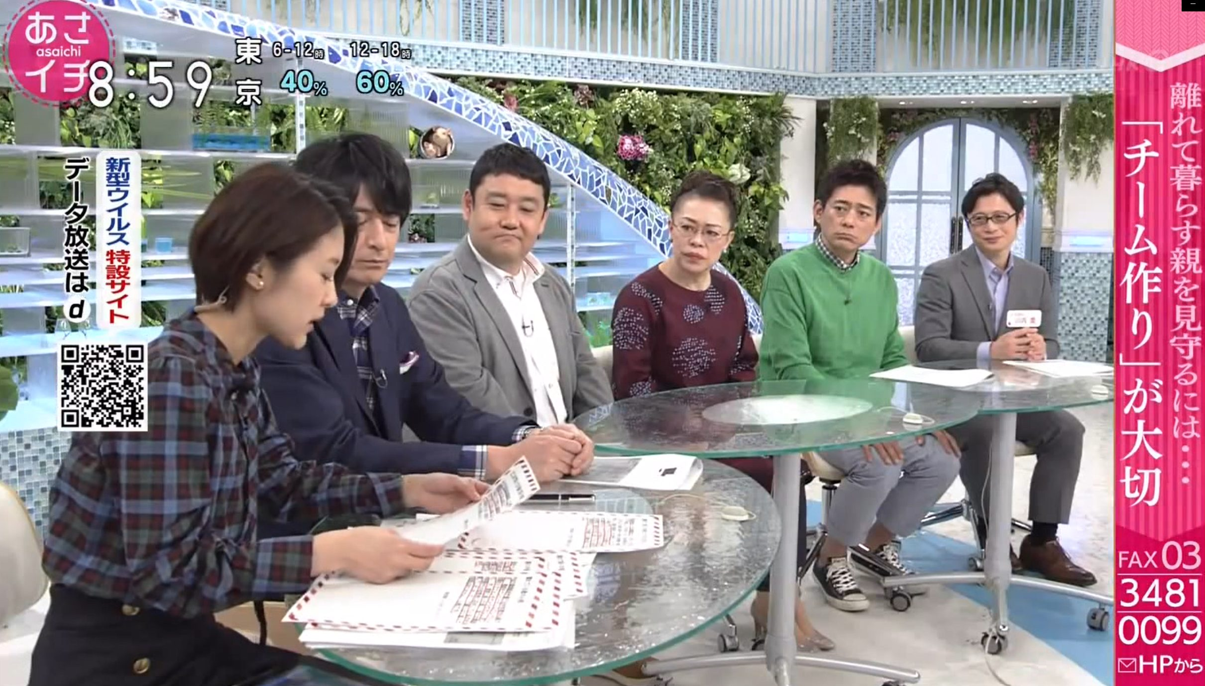 NHKあさイチ『どこまで知ってる? 離れて暮らす親の生活~リアルな日常に密着』